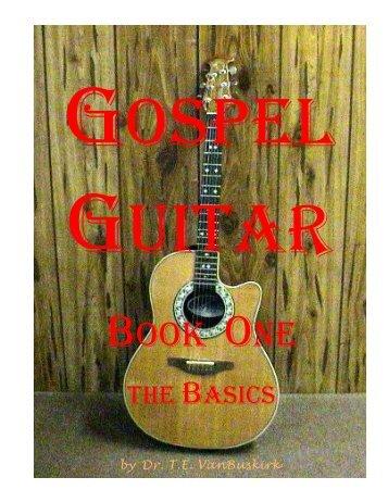 Gospel Guitar Basics - Salt Lake Bible College