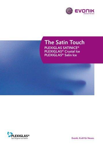 The Satin Touch - Röhm (Schweiz)
