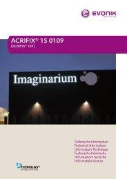 ACRIFIX® 1S 0109