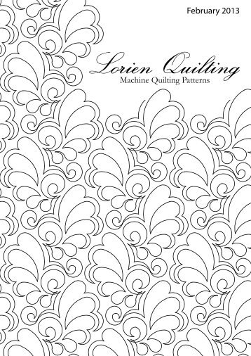 digital!patterns! - Lorien Quilting