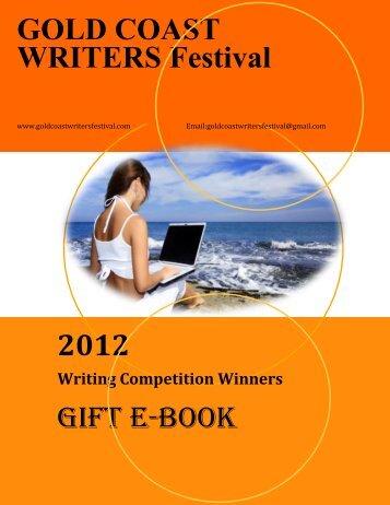 2012 Festival Winner EBOOKv2 - Gold Coast Writers Association