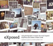 the Photovoice eXposed Project - Wellesley Institute