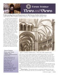Understanding Structural Experiments in 12th-Century Gothic ...
