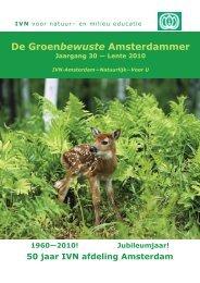 De Groen Amsterdammer - IVN
