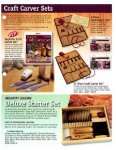 Sets, Knives - Woodworker's Depot, Inc. - Page 4