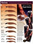 Sets, Knives - Woodworker's Depot, Inc. - Page 6