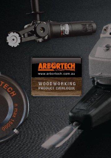 Woodworking Catalogue - Arbortech