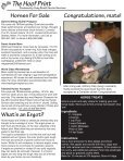 The Hoof Print - Ontario Farrier - Page 3