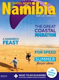 Here - Namibia Tourism Board