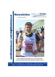 Newsletter 46 - Different Strokes