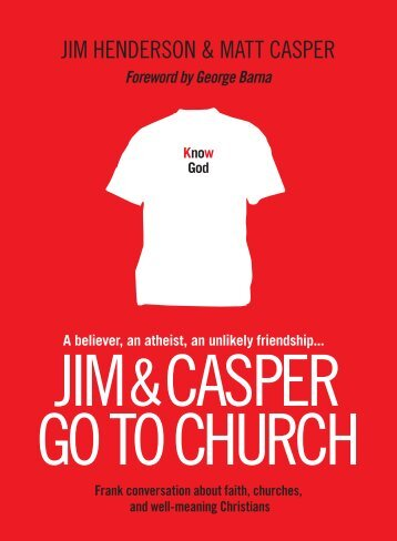 Jim & Casper Go to church - Tyndale House Publishers