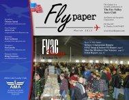 March 2013 - The Fox Valley Aero Club