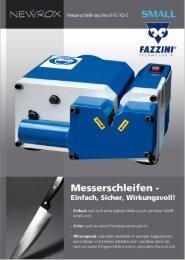Prospekt deutsch herunterladen (pdf) - Newrox