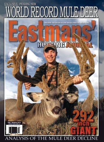 """Cody's 292"""" Giant - Live 2 Hunt"""