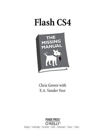 flash cs4 animations lincoln rh yumpu com Flash CS4 Trial adobe flash cs4 manual pdf