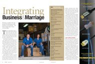 CE Pro, Integrating Business & Marriage - Signals Audio/Video, Inc