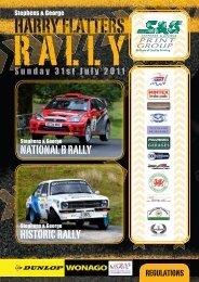 rally - Brecon Motor Club