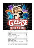DCE 2012 Grease songbook - Page 2