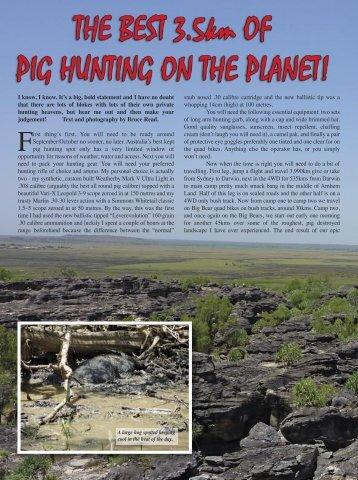 Download the article - Tropical Hunting Safaris