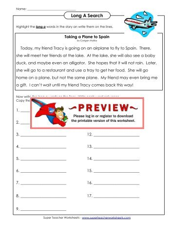All Worksheets » Super Teacher Worksheets Password And Username ...