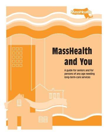 MassHealth and You Guide - Mass.Gov