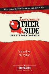 Brand Identity Book - Shreveport