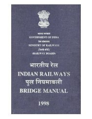 Foreword - East Central Railway - Indian Railway