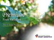 Fruit Varieties - Hillfresh
