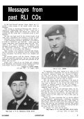 Cheetah RLI Souvenir Oct1980 - Rhodesia and South Africa: Military ... - Page 7