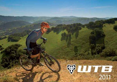 WTB Slip-On Original Trail Mountain Bike Grips 130mm Length 27mm Diameter Black
