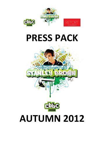 PRESS PACK AUTUMN 2012 - BBC