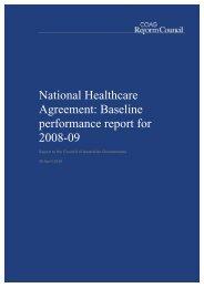 healthcare_agreement_report_2008-09_vol1
