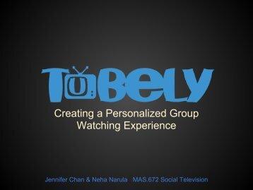 Tubely - Neha Narula