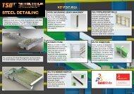 TSD Steel Detailing Brochure 19-08-12 - The Steel Detailer