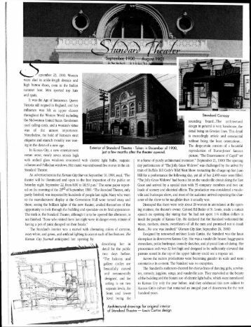 full feature article - Folly Theater