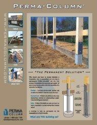 Column Bending Tests - Florida Building Code Information System