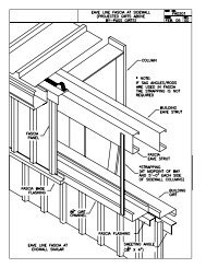 Fascia Detail - Ceco Building Systems
