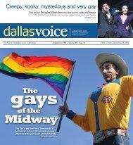 Creepy, kooky, mysterious and very gay - Dallas Voice