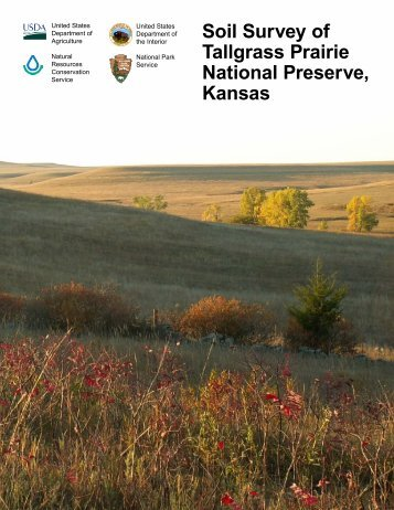 Soil Survey of Tallgrass Prairie National Preserve, Kansas