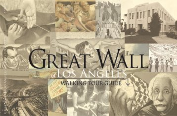 great wall walking tour book - School of Architecture and Allied Arts ...