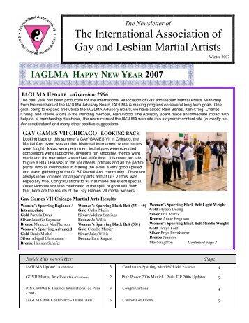 from Kenneth gay and lesbians international association
