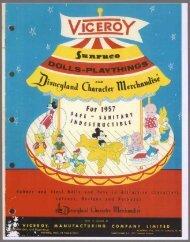 Sunruco Dolls-Playthings and Disneyland Character Merchandise