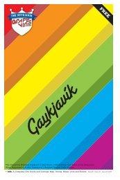 The Grapevine Explores Reykjavík's Gay Scene • Celebrating Four ...