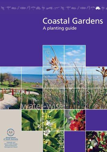 Coastal Gardens - Urban Sustainable Landscapes
