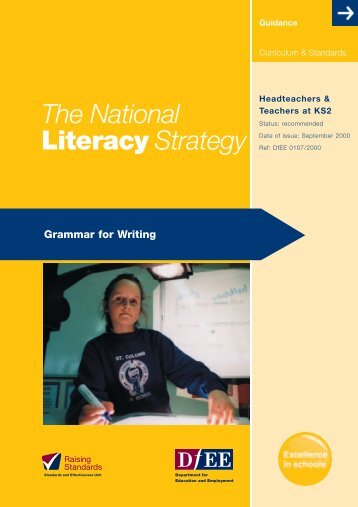Grammar for Writing.pdf - schoolslinks.co.uk