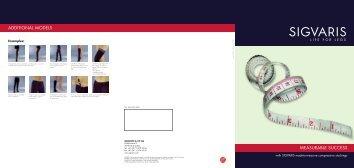 CUSTOM-MADE STOCKINGS Folder