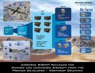 Airborne SIGINT Payloads for Manned and Unmanned Aircraft from ...
