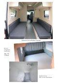 Le HRZ Sahara sur Mercedes-Benz Sprinter - Offroad Accessoires - Page 2