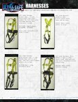 HARNESSES AND LANYARDS MADE IN USA - Ultra Safe Inc - Page 4