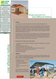 Clotan Roof Kit